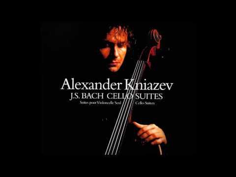 Bach Cello Suites (BWV 1007 - 1012) - Alexander Kniazev 432Hz