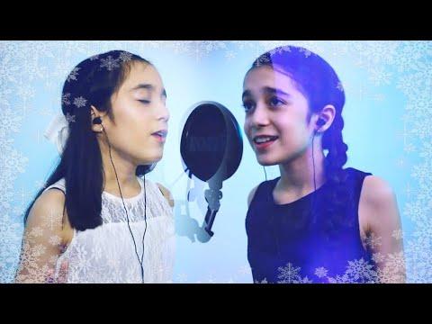 MINHA INTUIÇÃO - FROZEN 2 / Taryn & Aurora ★ COVER Versão em Português - Lele Songs - Canal da Lelê