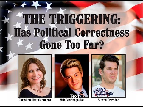 VIDEO: The Triggering: Has Political Correctness Gone Too Far?