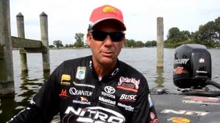 Lake St. Clair - Day 1 PM report