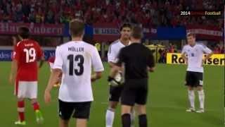 Österreich – Deutschland 1:2 (11.09.2012)