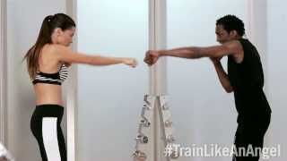 Train Like An Angel: Adriana Lima