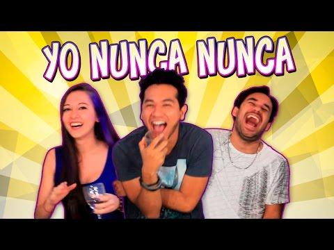 YO NUNCA NUNCA con ANDYNSANE y DAIANA HERNANDEZ