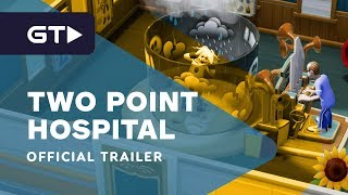 Two Point Hospital - Official Console Release Date Announce Trailer by GameTrailers