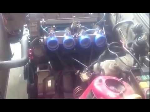 BMW E30 318is S42 Frankenstein first start
