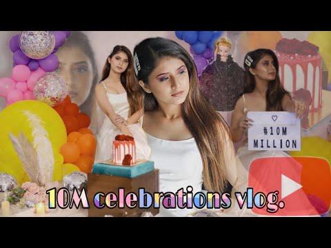 10M Celebration Vlog   Arishfa Khan