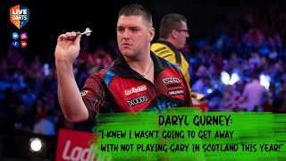 """Michael Smith denies """"bottling it"""" in 2020 Masters final defeat"""