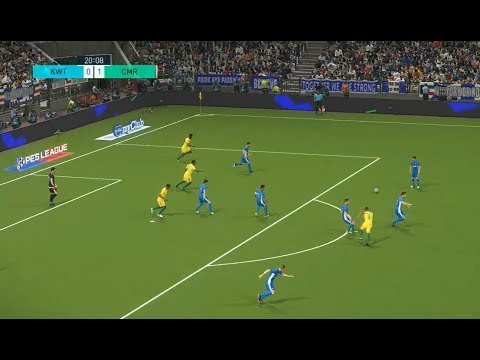 [HD] Kuwait Vs Cameroon | Match Amical FIFA | 25 Mars 2018 | PES 2018