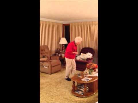 Grandma Packer Fan 110611.wmv