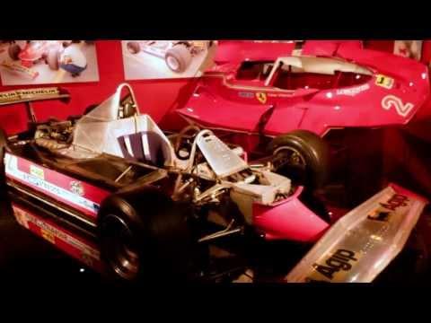 il museo dell'automobile di torino: bolidi in rassegna