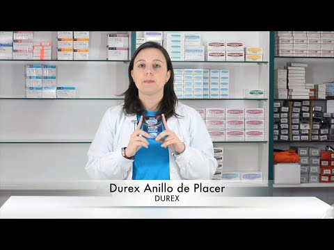 Durex Anillo de Placer - Pharmacius.com