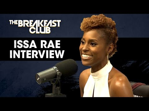 Issa Rae On Stages Of A Hoe Phase & That Awkward Time At The Strip Club W/ The Breakfast Club
