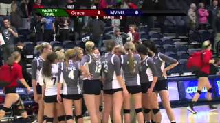2015 MVNU Volleyball Season Recap