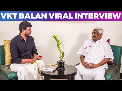 வேட்டியால் நடந்த அவமானம் - VKT Balan Original Viral Interview   Part 2