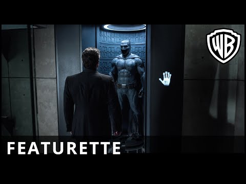 Batman v Superman: Dawn of Justice (Featurette 'Bruce Wayne/Batman')