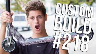 Video Custom Build #218 (ft Tyler Chaffin) │ The Vault Pro Scooters MP3, 3GP, MP4, WEBM, AVI, FLV Maret 2019