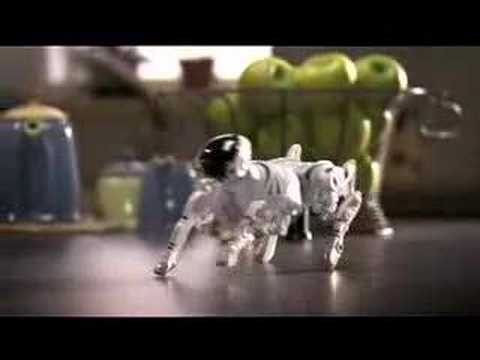 Robopet TV advertentie