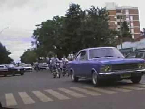 Centro de Três de Maio em 03/05/1992