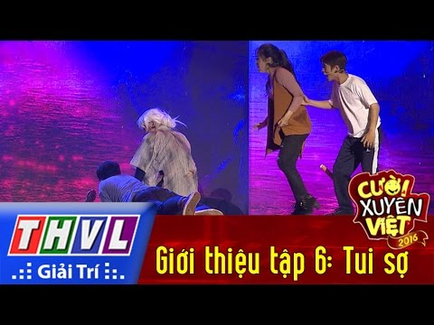 Cười xuyên Việt Phiên bản nghệ sĩ 2016 Tập 5 phần 7