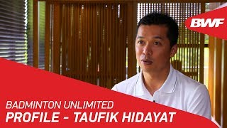 Video Badminton Unlimited | Taufik Hidayat - Profile | BWF 2018 MP3, 3GP, MP4, WEBM, AVI, FLV November 2018