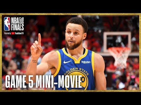2019 NBA Finals Game 5 Mini-Movie