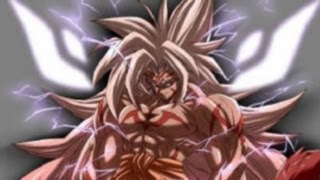 Dragon Ball Z - Battle Of Gods New Super Saiyan God Transformation