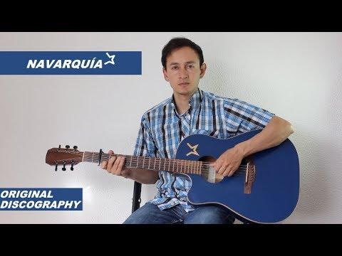 FREE TABS – Conexión Eufórica / Euphoric Connection – Original Fingerstyle Guitar – NAVARQUIA