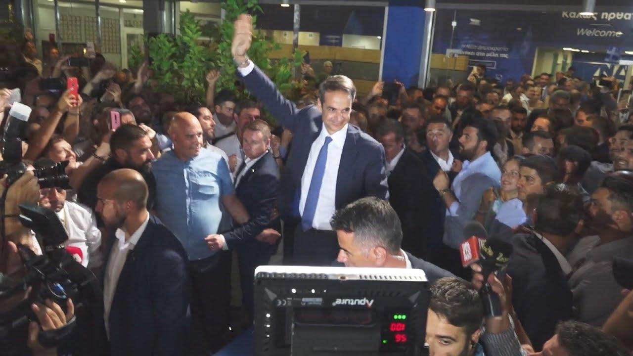 Κυριάκος Μητσοτάκης: Ισχυρή εντολή τετραετίας με αυτοδύναμη κυβέρνηση