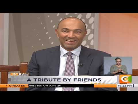 | JKLIVE | Remembering Bob Collymore [ Part 2 ]