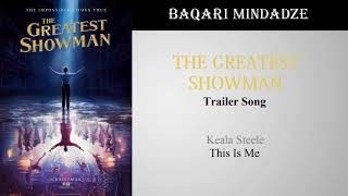 The Greatest Showman Trailer Song | This Is Me