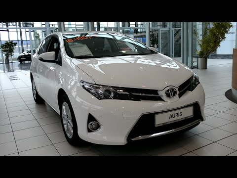 2015 New Toyota Auris 1.6-l-Valvematic Edition