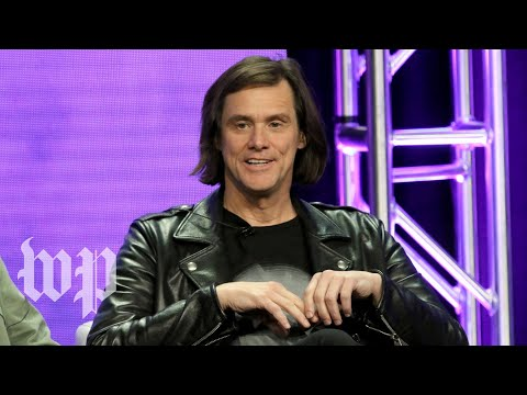 Jim Carrey: 'We have to say yes to socialism'
