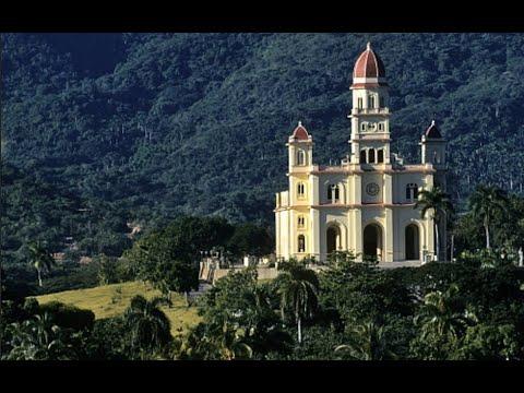 Virgen de la Caridad del Cobre.  Santuario en Cuba.