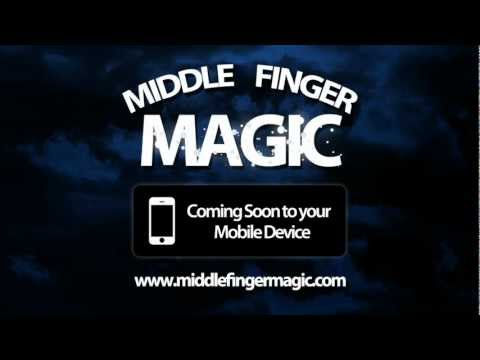 Video of Middle Finger Magic