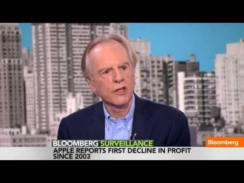 Apple CEO Tim Cook - April 24 (Bloomberg) -- John Sculley, former Apple CEO, discusses Apple's results with Tom Keene, reviewing CEO Tim Cook's comments and questioning the marke...