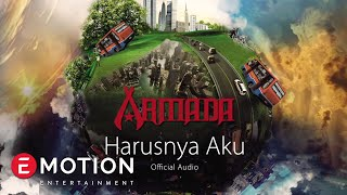 Video Armada - Harusnya Aku (Official Audio) MP3, 3GP, MP4, WEBM, AVI, FLV Mei 2019