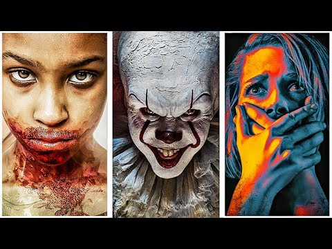 Die BESTEN Horrorfilme 2016 - 2018 Update