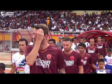 BEHIND THE SCENE - PSM Makassar VS PSIS Semarang