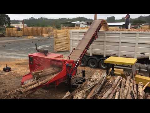 Picador Florestal de alta capacidade e produção contínua RAPTOR 900
