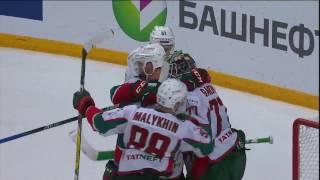 Салават Юлаев - Ак Барс1-2