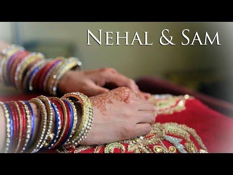 Asian Hindu Wedding | Savill Court Hotel, Surrey | Bloomsbury Films ®