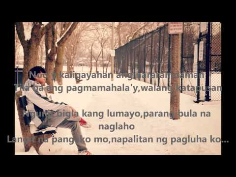 Nasaan Ka,Kailangan Kita=(with Lyrics)= April Boy Regino= By:jay