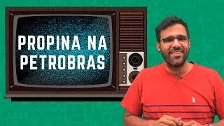 Olá #EstudanteDescomplica O professor Aleksander Matias descomplica tudo sobre as contas no exterior e propinas na Petrobras. Ele ainda deixa uma questão par...