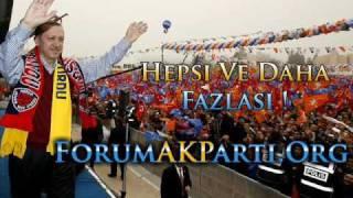 ak parti  akp 2009 seçim şarkısı  2009  ak türkü süper   forumakparti.org
