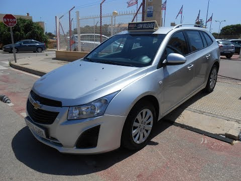 sehen video Chevrolet CRUZE EST 1.6 LS+