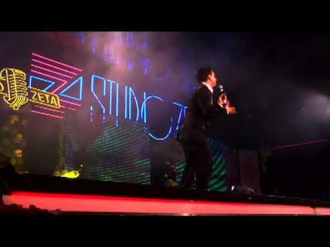 Pietro Galassi vincitore 2011 del ''Microfono d'oro''.mp4