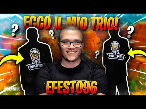 ECCO IL MIO NUOVO TRIO VITTORIA NELLE SCRIM ATLANTIS. Fortnite ITA