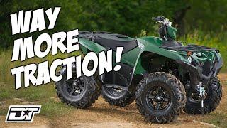 6. Yamaha Grizzly Customization Project