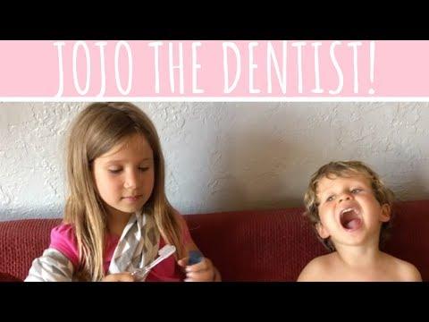 JoJo the DENTIST!_Ön is fél a fogorvosnál? De mit csinálnak mások?
