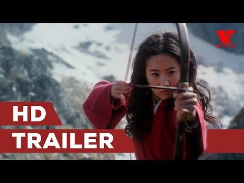 Studio Disney představuje dobrodružný příběh o statečné bojovnici Mulan
